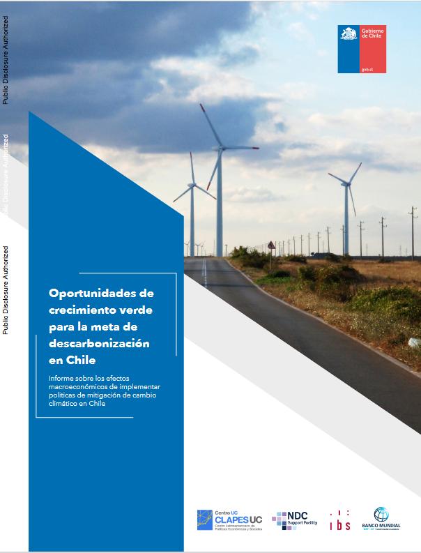 Oportunidades de crecimiento verde para la meta de descarbonización en Chile
